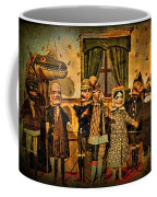 The Cast Takes A Bow Coffee Mug
