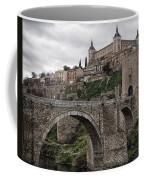The Castle And The Bridge Coffee Mug