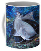 The Catfish And The Crawdad Coffee Mug