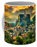 The Cathedral At Arundel Coffee Mug