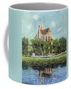 The Cathedral At Auxerre Coffee Mug