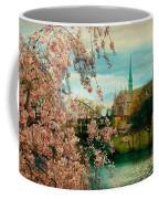 The Cathedral Basilica Of The Sacred Heart Coffee Mug