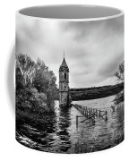 The Cathedral Of Fish Bw Coffee Mug