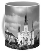 The Cathedral - Bw Coffee Mug