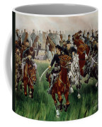 The Cavalry Coffee Mug by WT Trego