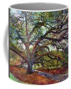 The Century Oak Coffee Mug