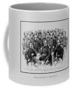The Champions Of The Union -- Civil War Coffee Mug