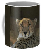 The Cheetah Coffee Mug