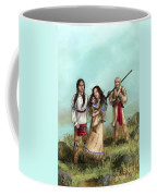 The Cherokee Years Coffee Mug by Brandy Woods