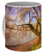 The Cherry Blossom Festival Coffee Mug by Lois Bryan