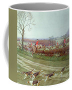 The Cheshire Away From Tattenhall Coffee Mug