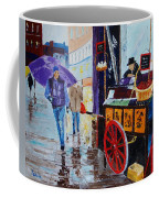 The Chestnut Seller Coffee Mug