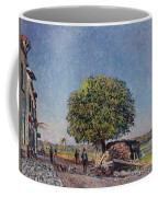 The Chestnut Tree At Saint-mammes Coffee Mug
