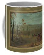 The Cheyenne Brothers Returning From Their Fall Hunt Coffee Mug