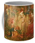 The Child Coffee Mug by Thomas Edwin Mostyn