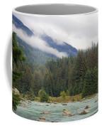 The Chillkoot River 2 Coffee Mug
