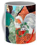 The Christmas Goose Coffee Mug