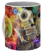 The Christmas Owl  Coffee Mug