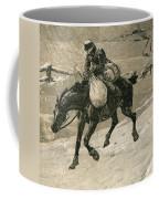 The Christmas Postman Coffee Mug