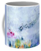 The Christmas Wrapping By Lisa Kaiser Coffee Mug