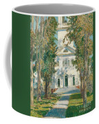 The Church At Gloucester, 1918 Coffee Mug