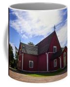The Church Of Kustavi Coffee Mug