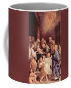 The Circumcision Of The Child Jesus 1640 Coffee Mug