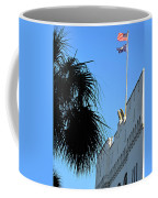 The Citadel In Charleston Coffee Mug