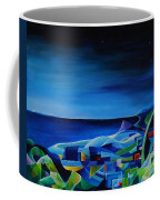 The City At The Sea Coffee Mug