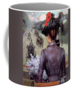 The City Atlas Coffee Mug by Sidney Starr