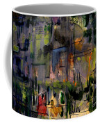 The City Garden Coffee Mug