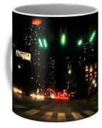 The City In A Rush Coffee Mug
