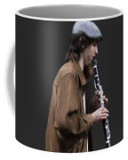 The Clarinet Player Coffee Mug