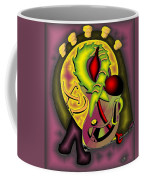 The Clock II Coffee Mug