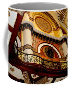 The Clock In The Union Station Nashville Coffee Mug