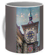 The Clock Of Clocks Coffee Mug
