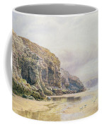 The Coast Of Cornwall  Coffee Mug by John Mogford