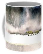 The Cold Walk Coffee Mug