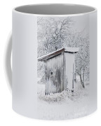 The Coldest Fifty Yard Dash Coffee Mug