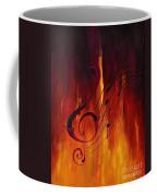 The Color Of Music Coffee Mug