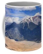 The Colorado Great Sand Dunes  125 Coffee Mug