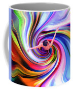 The Colorful Ballet Dress Coffee Mug