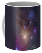 The Colorful Region Around Antares Coffee Mug