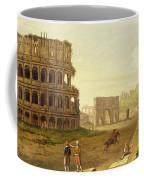 The Colosseum Coffee Mug by John Inigo Richards