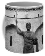 The Colossus Of Barletta Coffee Mug