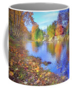 The Colours Of October Coffee Mug