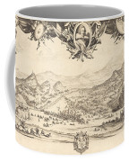 The Combat Of Avigliana Coffee Mug