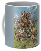 The Coming Of The Conqueror Coffee Mug