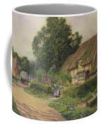 The Coming Of The Haycart  Coffee Mug by Arthur Claude Strachan