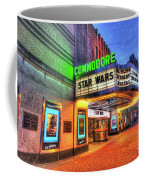The Commodore Theatre, Portsmouth, Va Coffee Mug